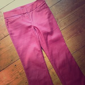 Loft Julie Bootcut Pants